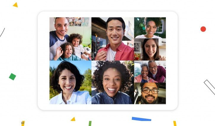 Google Duo for Android now allows video conferencing with 32 people