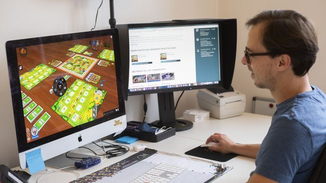 The board game is booming, both digitally and analogously