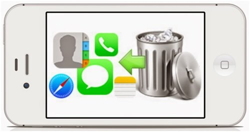 How to recover deleted files from apple device ios